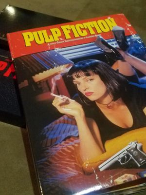 PULP.FICTION BRAND NEW* Collectors Edition for Sale in Fairfax, VA