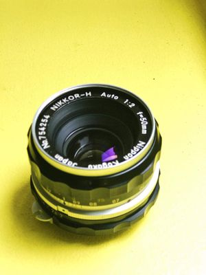 Nikon 50mm f2.0 lens for Sale in Burke, VA