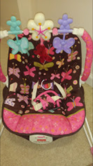 Best offer-Fisher price chair for Sale in Annandale, VA