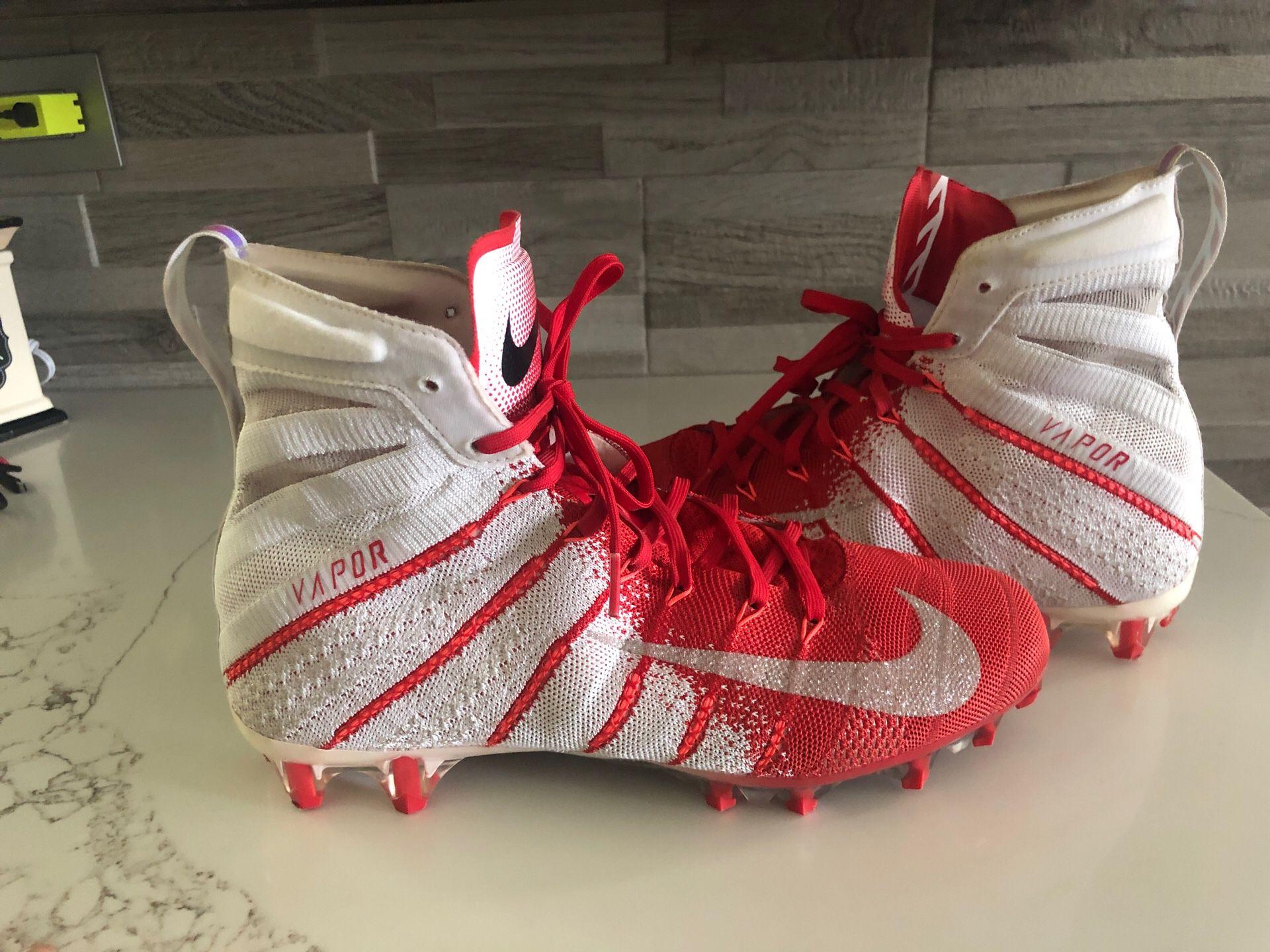 Football cleats NIKE Vapor Untouchables elite 3 2018