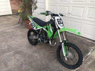 2012 Kawasaki kx85 Thumbnail