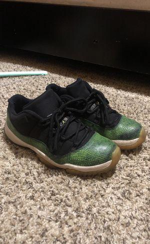 """Jordan Retro """"Greensnakes"""" 11s for Sale in Hyattsville, MD"""