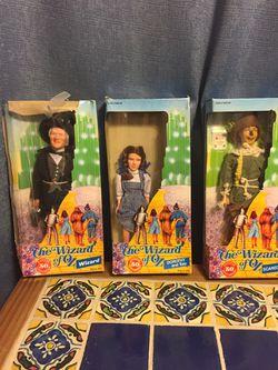 Wizard of Oz Dolls Thumbnail