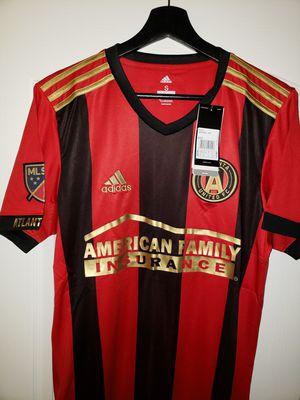 Atlanta united soccer home jersey for Sale in Atlanta, GA