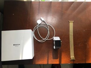 Series 3 Apple Watch with GPS and Cellular for Sale in Davenport, FL