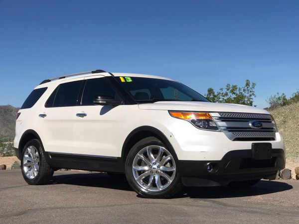 2013 Ford Explorer Xlt Fwd For Sale In Peoria Az Offerup