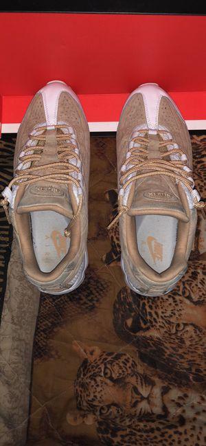 Men's Nike air max 95 ultra premium breathe running shoes for Sale in Leesburg, VA