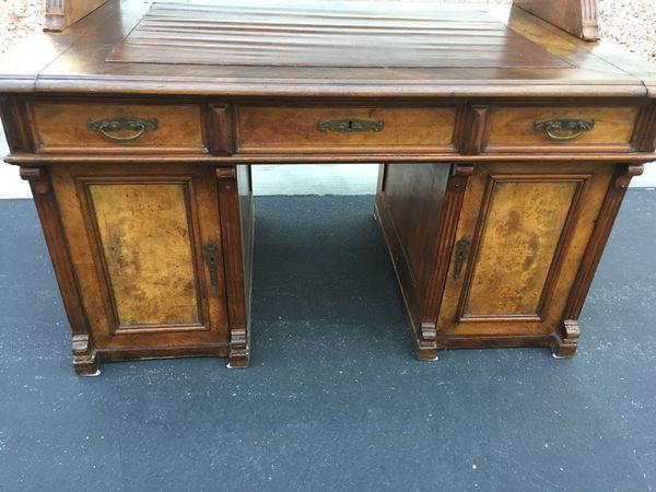 Ornate Vintage Desk Hutch For Sale In Las Vegas Nv Offerup