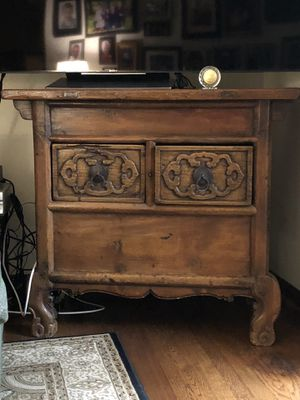 Antique Chinese chest for Sale in Alexandria, VA