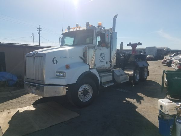 2005 Western Star tow truck with Zack lift for Sale in Manteca, CA - OfferUp