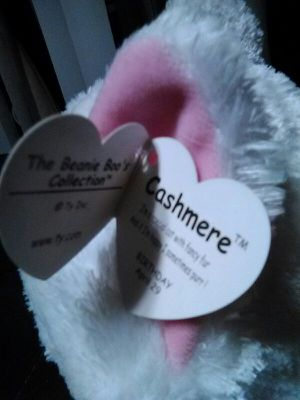 acc23814a56 TY Cashmere Beanie Boo for Sale in Escondido