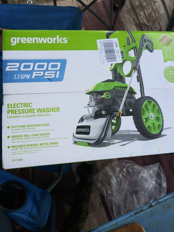 New and Used Pressure washer for Sale in Glendale, CA - OfferUp