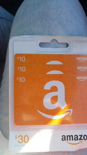 AMAZON CARD for Sale in Indianapolis, IN