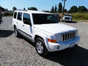 08 Jeep Commander for Sale in Seattle, WA