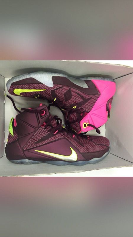 44df9770043 ... shopping nike lebron 12 double helix for sale in san jose ca offerup  a6a3d cc73c