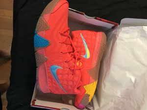 Kyrie 4 lucky charms 11.5 for Sale in Kailua, HI