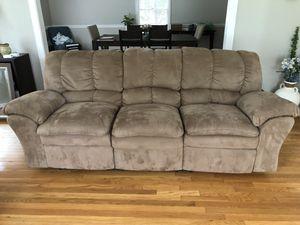 Reclining Sofa for Sale in McLean, VA