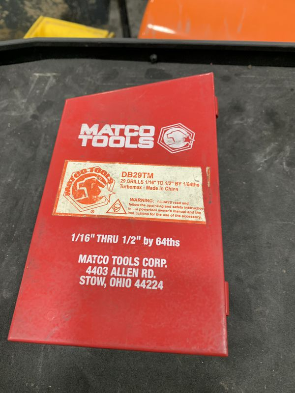 Matco Tools DB-29TM for Sale in Las Vegas, NV - OfferUp