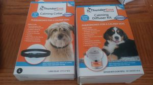 Thunderease dog calming products new collar diffuser for Sale in Kissimmee, FL