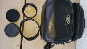 Camera Lens Hood , cover for Sale in Phoenix, AZ