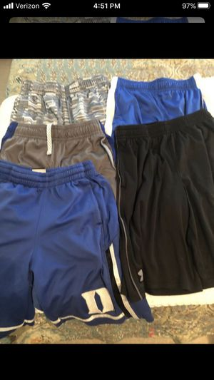 Photo Boys Youth Nike and Under Armour Shorts
