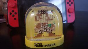 Super Mario maker snow globe for Sale in Washington, DC