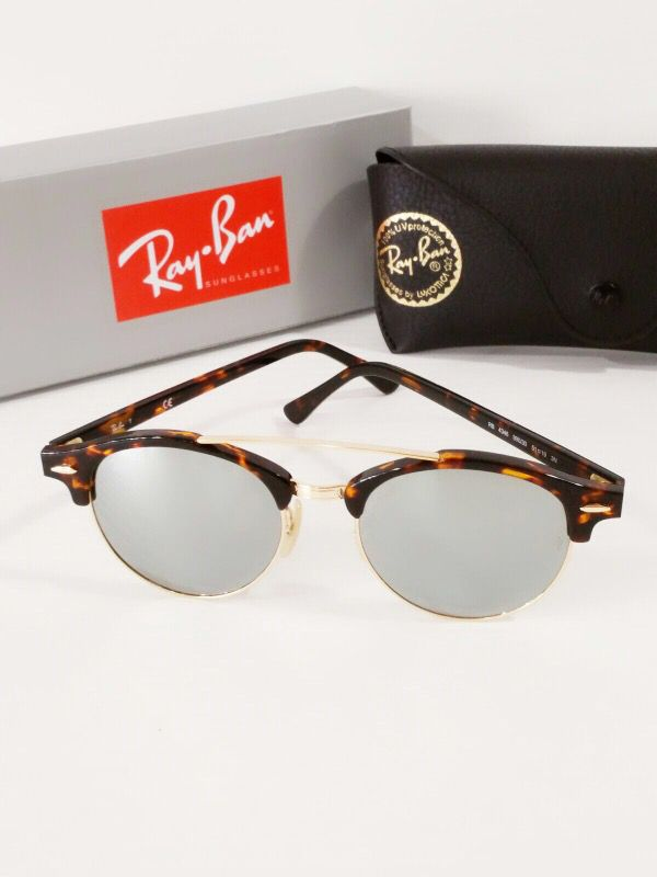 cfa4509dc22 Ray Ban Clubround Double Bridge for Sale in Lawrenceville