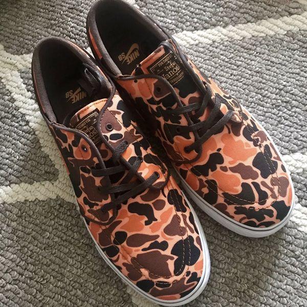 new products 9c490 5bd59 Nike SB Zoom Stefan Janoski Sz 10