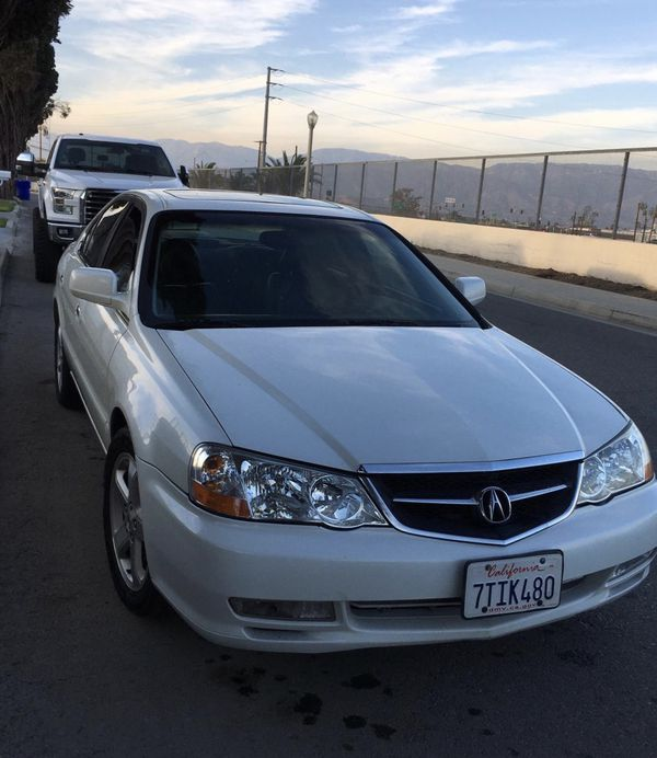 2002 Acura TL Type S For Sale In San Bernardino, CA
