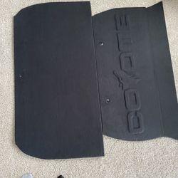 S550  MUSTANG REAR SEAT DELETE KIT Thumbnail