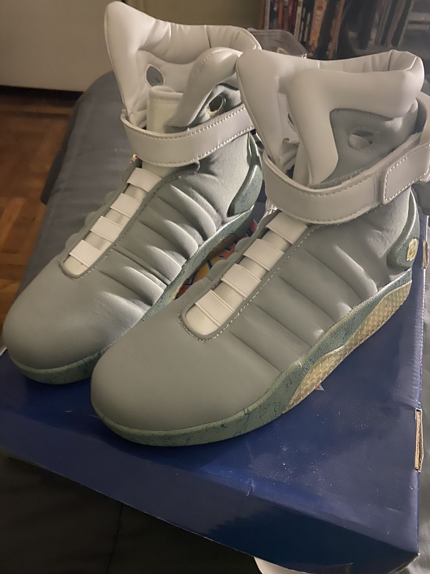 Back To The Future Mcfly Size 9