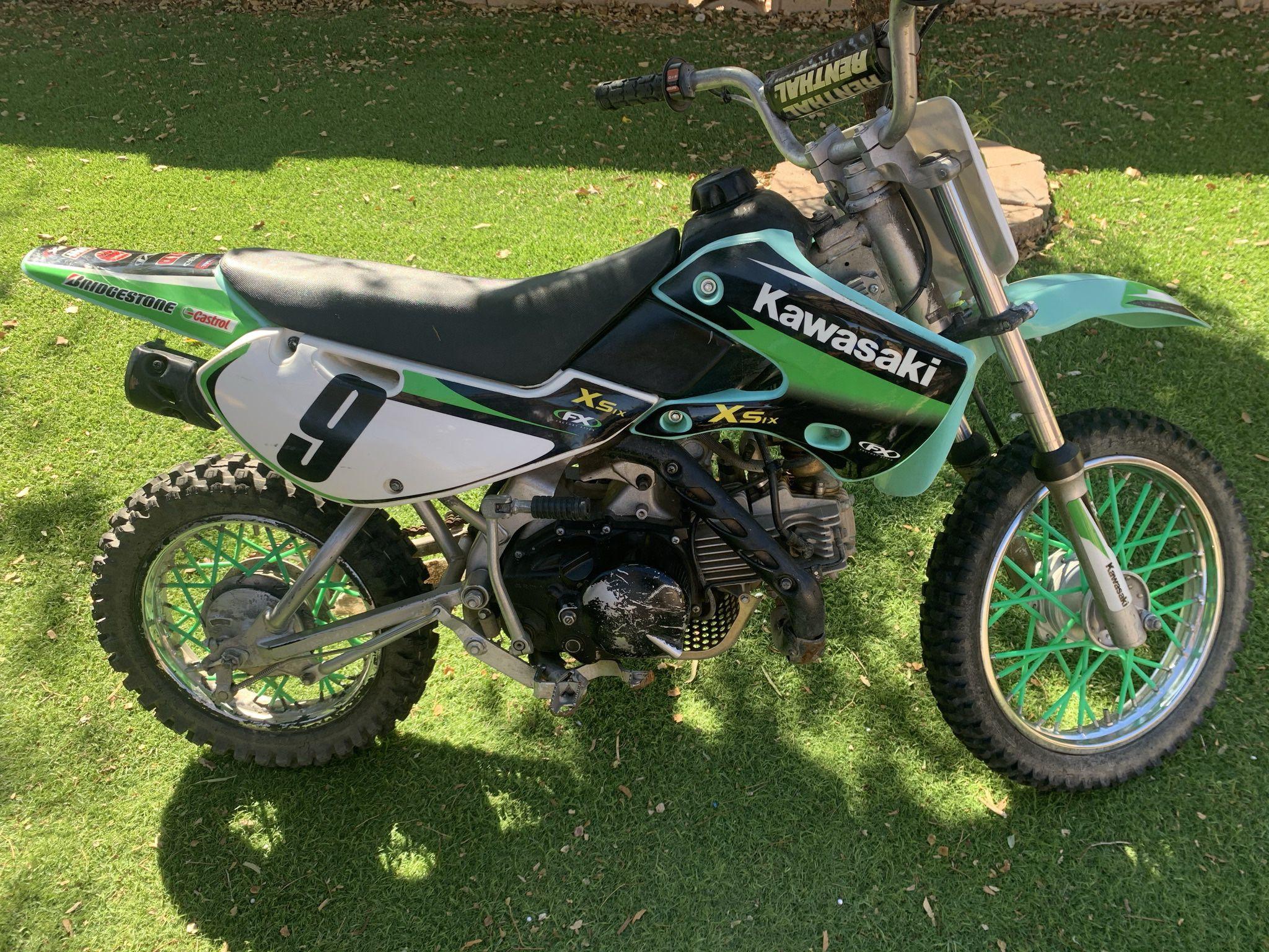 Kawasaki 110 KLX Six