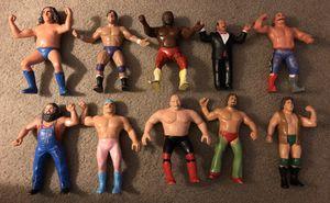 WWF LJN LOT of 10 vintage figures for Sale in West Deptford, NJ
