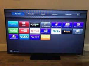 """Vizio 55"""" HD Smart LED TV e550i-b2 for Sale in Woodinville, WA"""