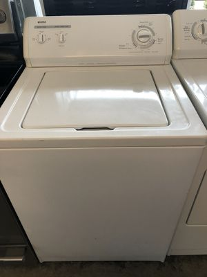 Kenmore top load electric washer refurbished. Delivery installation warranty for Sale in Alexandria, VA