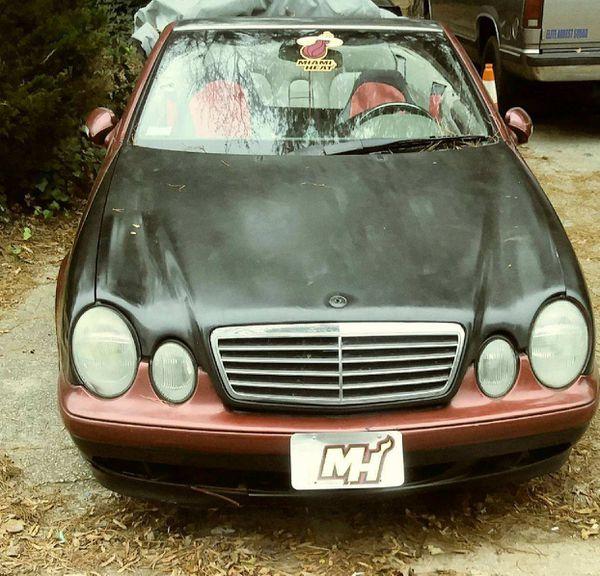Mercedes Benz drop top for Sale in Jonesboro, GA - OfferUp