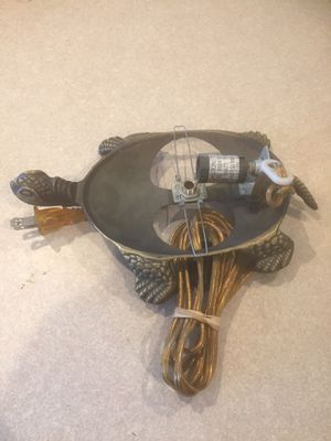 Turtle desk lamp for Sale in Laveen Village, AZ