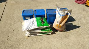 20lb bags of de-icer. for Sale in Tacoma, WA
