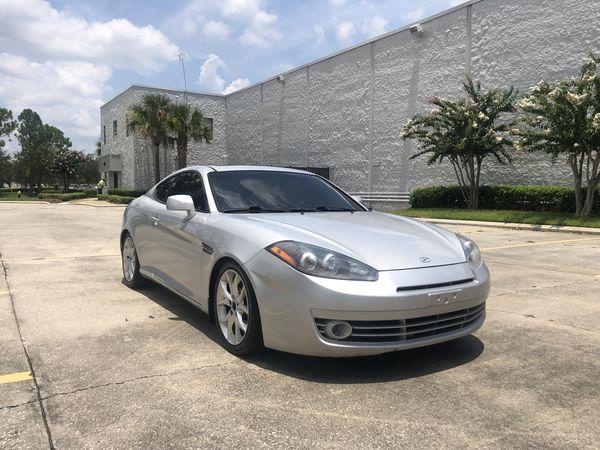 2008 Hyundai Tiburon GT For Sale In Orlando FL