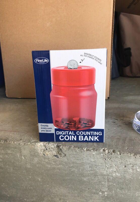 11f6596ae8 Digital coin bank for Sale in Silverado