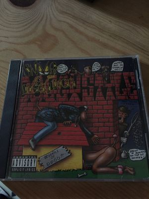 Snoop Dogg doggystyle cd for Sale in Houston, TX