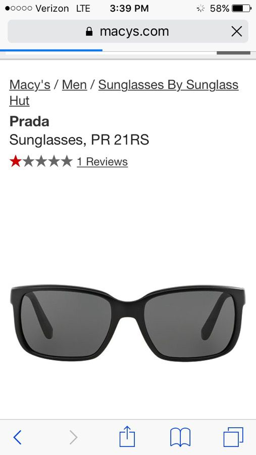 61a689a451 AUTHENTIC PRADA SUNGLASSES for Sale in Las Vegas