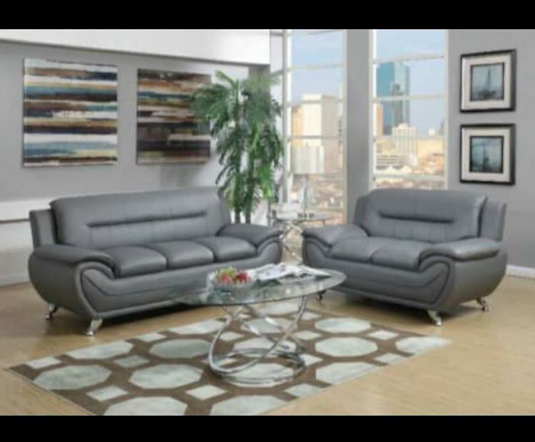 Brand New Sofa and Love Seat. 40 down. No credit no problem. *786*687*9906