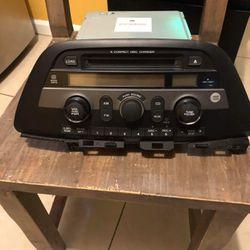 Radio Honda Odissey   Thumbnail