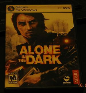 Alone In The Dark (PC Edition) for Sale in Las Vegas, NV