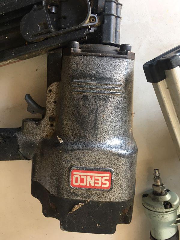 senco framing nail gun (Tools & Machinery) in Humble, TX - OfferUp
