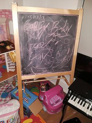 Chalk/white board easel for Sale in Washington, DC