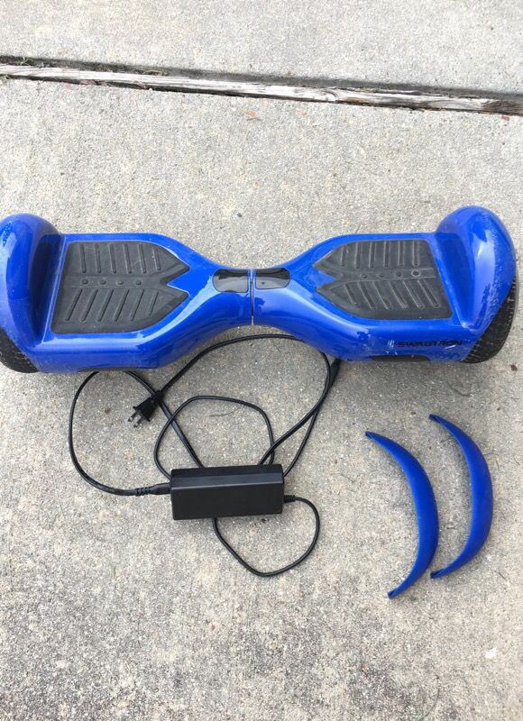 Swagtron T1 blue Hoverboard for Sale in Chesapeake, VA - OfferUp
