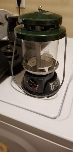 Coleman propane lantern for Sale in Tampa, FL