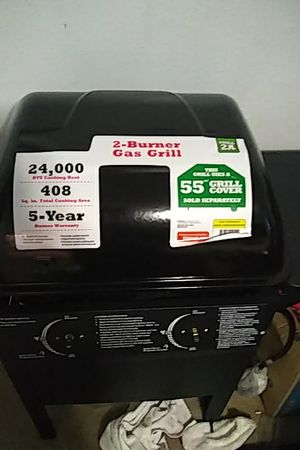 2-Burner Gas Grill Brand New in Box for Sale in Fort Collins, CO